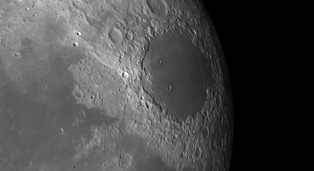Mare Crisium – the Sea of Crises: What's Hot on the Moon on February 24