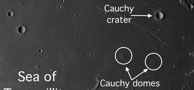 Cauchy Domes on the Moon and Saturn a Showstopper: Lunar Days 18-24