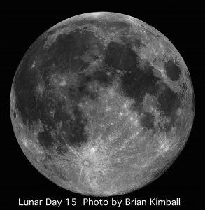 Lunar Day 15