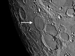 Wargentin, One of the More Unusual Craters on the Moon