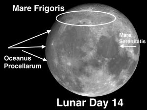 Mare Frigoris: the northern rim of an enormous pre-Nectarian feature called Gargantuan Basin.