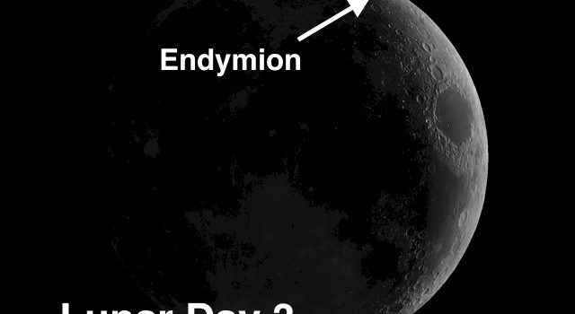 The Old Moon in the New Moon's Arms & Endymion