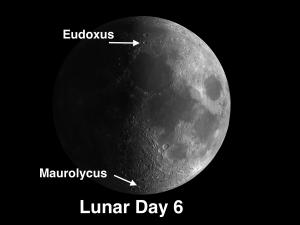 Lunar Day 6