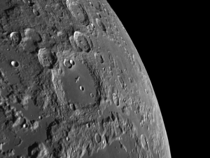 Cleomedes Moon Crater