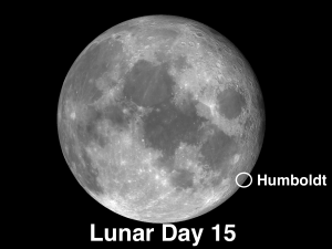 Full Moon to Lunar Day 20: Impressive Capes, Crater Chains and Comet Lovejoy