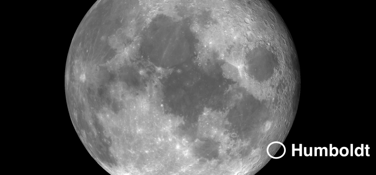 Full Moon to Lunar Day 20: Impressive Cape, Crater Chain and Comet Lovejoy