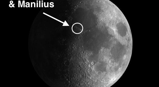 Explore Sulpicius Gallus Rilles and #MoonCrater Manilius