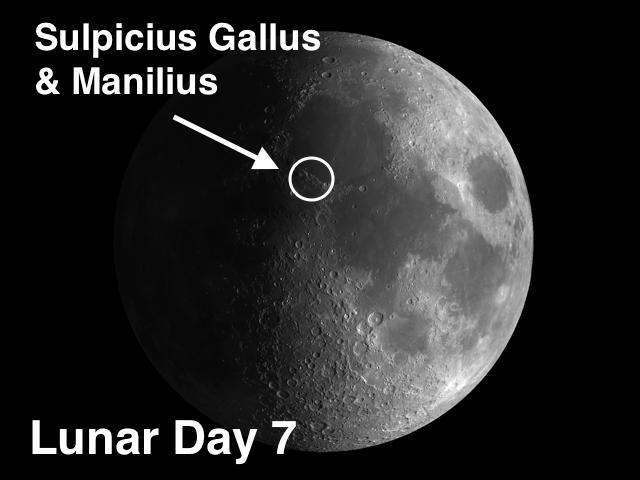 Sulpicius Gallus and Manilius