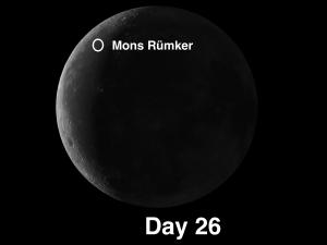 Lunar Day 26