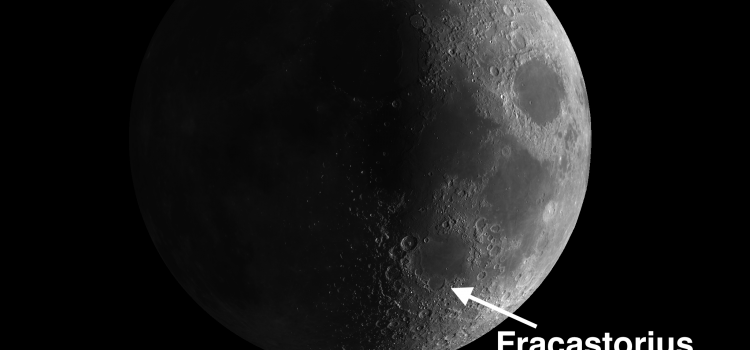 Fracastorius: One of the Moon's Best Examples of Subsidence