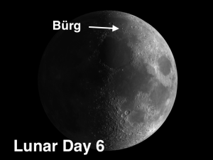 Burg Moon Crater