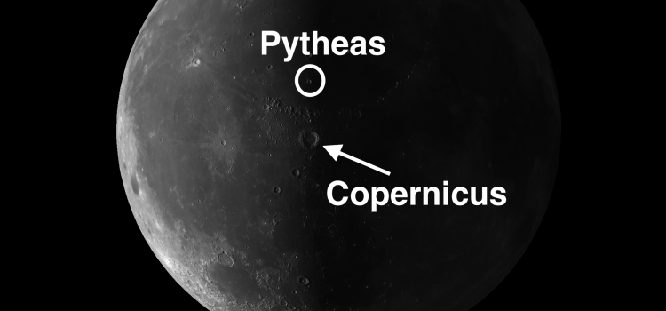 Secondary and Ghost Craters on the #Moon