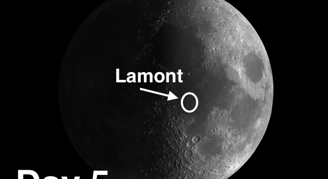 Ghost Crater Lamont: Remnant of a Small Multi-Ring Impact Basin