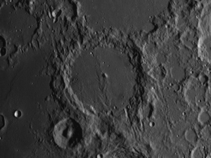 crater Alphonsus