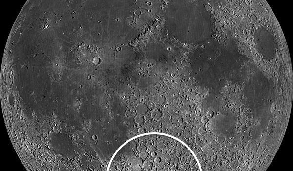 A Blizzard of #MoonCraters: Southern Highlands