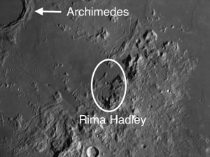Rima Hadley and Archimedes