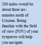 Roughly 200 miles north of Mare Crisium you will find the moderately complex 55-mile crater Geminus.