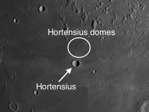 Hortensius dome fields