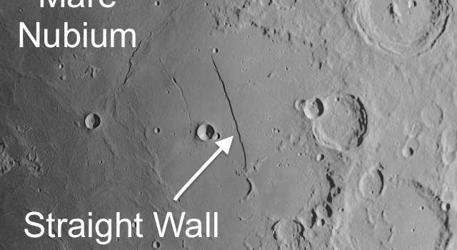 Two of the Best Known Faults on the Moon