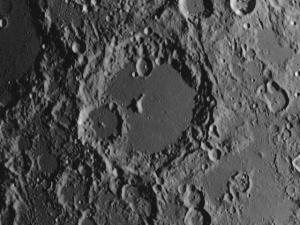 Albategnius 85-mile complex crater