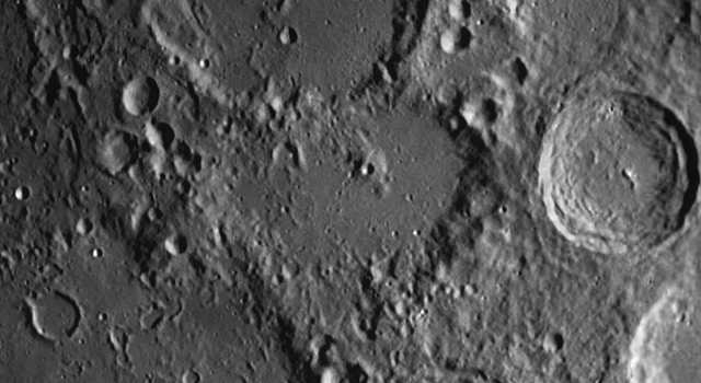#MoonCrater Regiomontanus Exudes Character and Personality