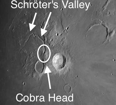 5 Spectacular Sites in Space: Rilles, Cobra Head Volcano, Longest Lunar Eclipse of the Century & 12 New Moons Orbiting Jupiter