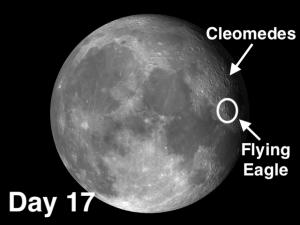 Flying Eagle and Cleomedes