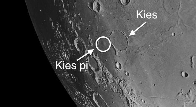 The Moon's Best Examples of a Lunar Dome