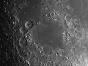 Mare Nectaris is a classic example of a multi-ring basin.