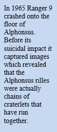 Alphonsus rilles