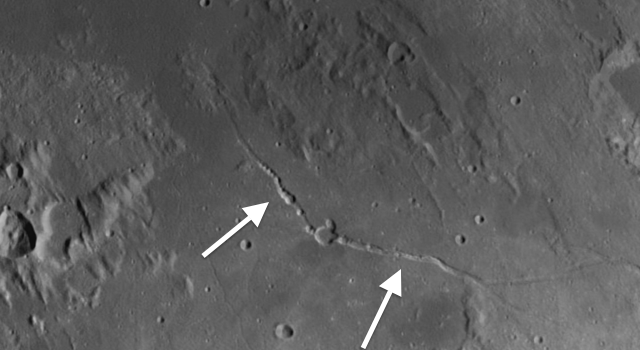 Crater Rima Hyginus: Pivot Point is a Curiosity