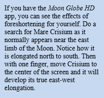 Moon Globe HD app