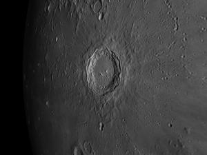 moon crater Copernicus
