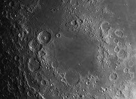 Mare Nectaris on the moon