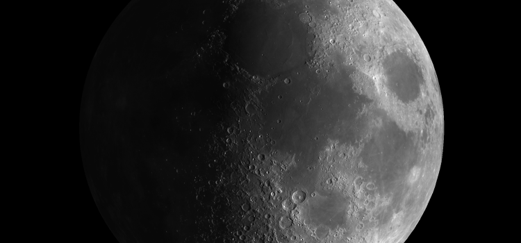 Maurolycus – The Largest and Most Conspicuous Moon Crater in the Lunar Highlands