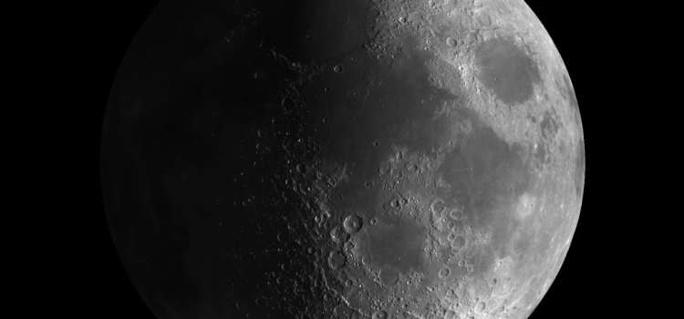 Moon Crater Janssen: Like Visiting the Ruins of an Old Castle