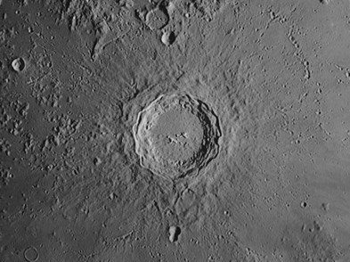 "Moon Crater Copernicus Has Been Justifiably Dubbed ""The Monarch of the Moon"""